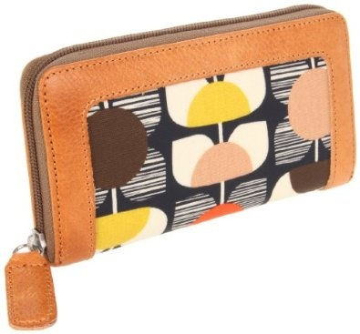 Orla Kiely wallet.