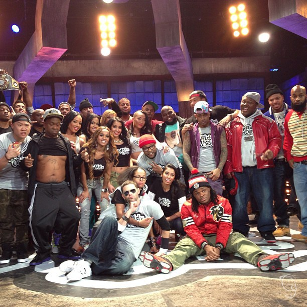 The #WildnOut Season 5 cast & crew! Say July 9th! MTV2 ...