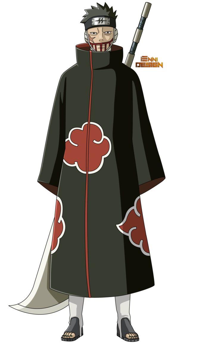 Naruto Shippuden Juzo Biwa (Akatsuki) by iEnniDesign on DeviantArt