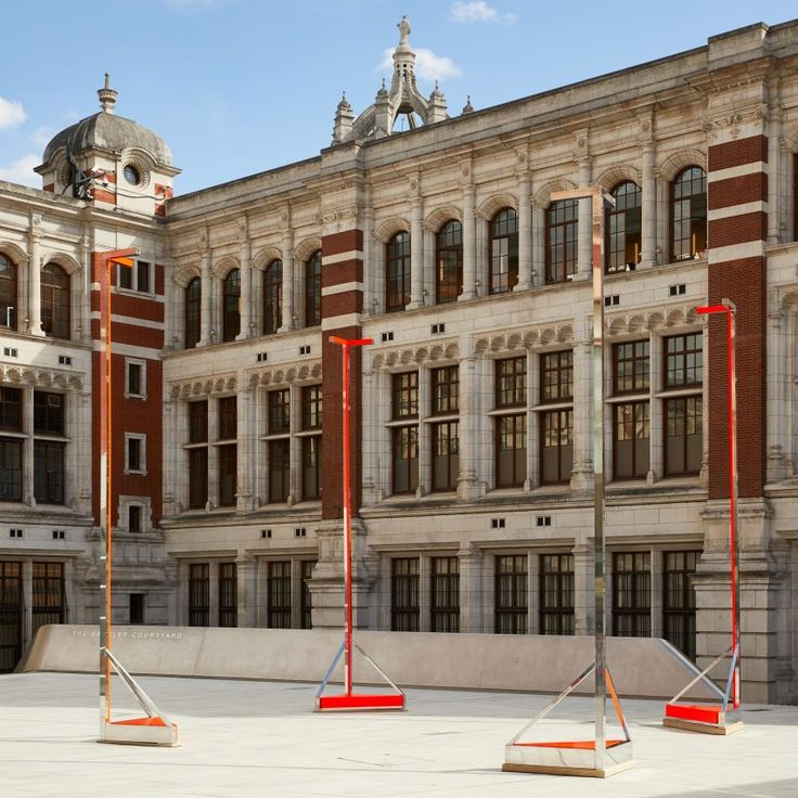 V&A promotes degrowth with a pavilion that's n…
