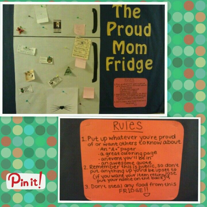 This bulletin board allows residents to show off what they're proud of or what they're interested in, promoting community and self-esteem.  So far, my residents have added pictures they like, funny notes, business cards and drawings.