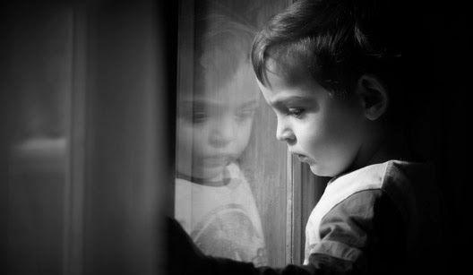 Sentimento a flor da pele: Depressão Infantil