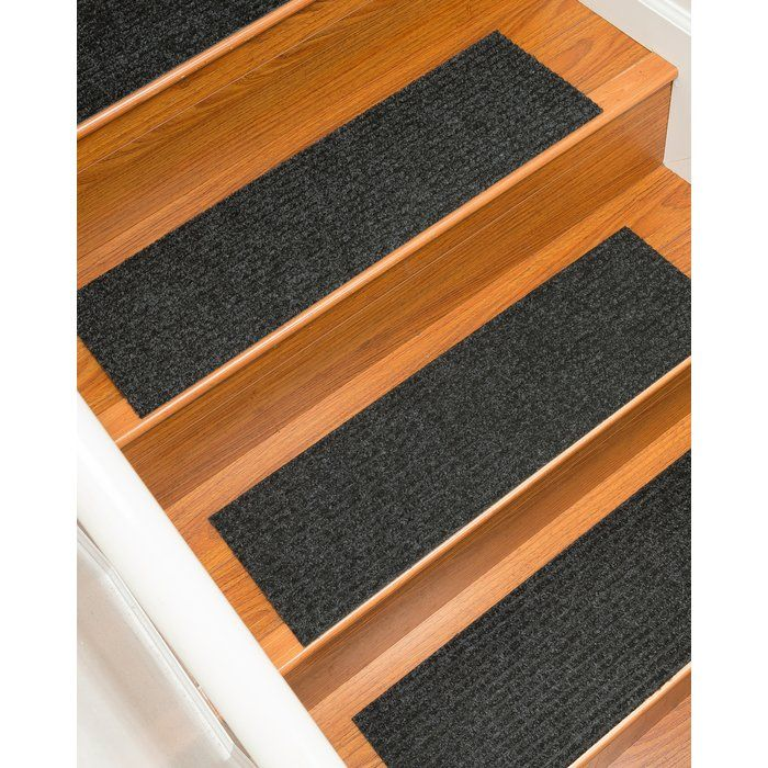 Best Bayless Charcoal Stair Tread Stair Treads Rug Sale Stairs 400 x 300