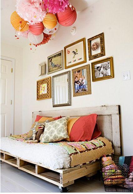 Crear tus propios muebles con originalidad, buen gusto y al alcance de tu bolsillo.