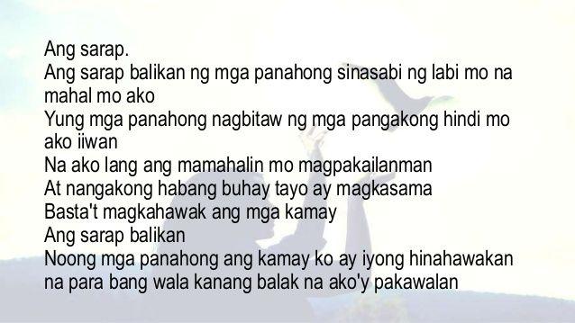 Pin by scarlet16 minami on patama hugot (tagalog)   Hugot