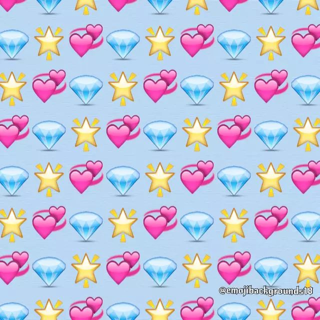 pretty backgrounds emojis - photo #29