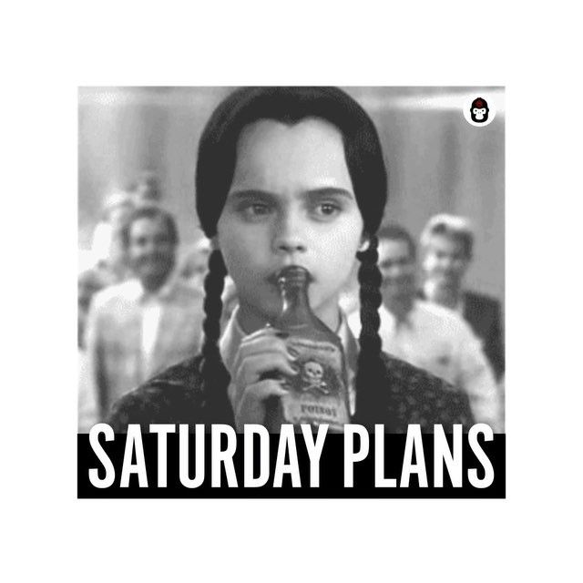 Get Halloween af today. New #GIF in #Daily Pack. Send to #squad on #chat. Download #app in profile. #halloween #saturday #weekend #halloween2015 #wednesdayaddams #scary #addamsfamily #ghost #turnt #turntup #bitch #laugh #whatsapp #message #message #line #kik #viber #tech #meme #lol #comedy #funny #emoji #digitalsticker #mojilab