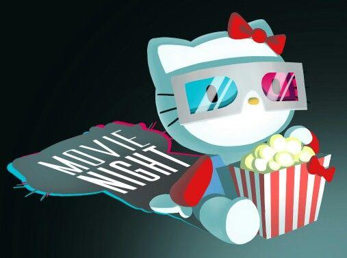 HK movie night