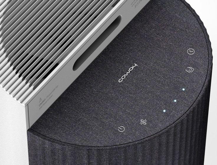 Piece of art or an air purifier? Yanko Design Air