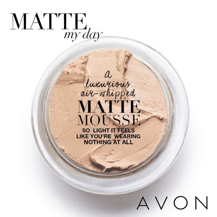 Matte Foundation - https://shop.avon.com.au/store/kellylakeman