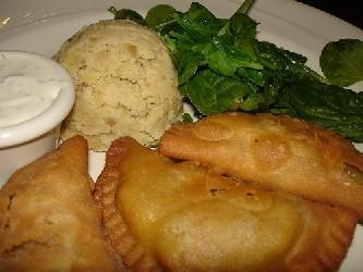 Image of Spinach Empanadas from Recipe Key -- must make these-- yum!!