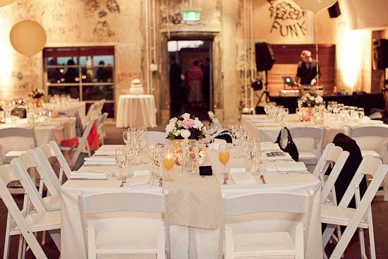 Brisbane Powerhouse wedding venue- great location!