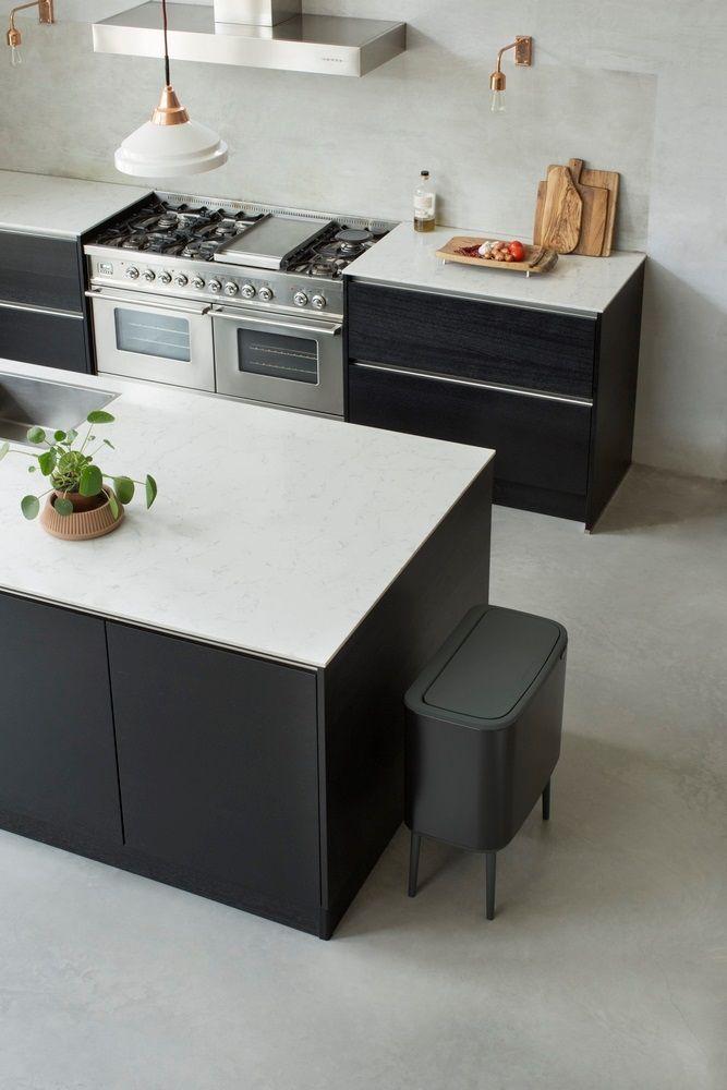25+ beste ideeën over Keuken prullenbak op Pinterest - Prullenbak ...