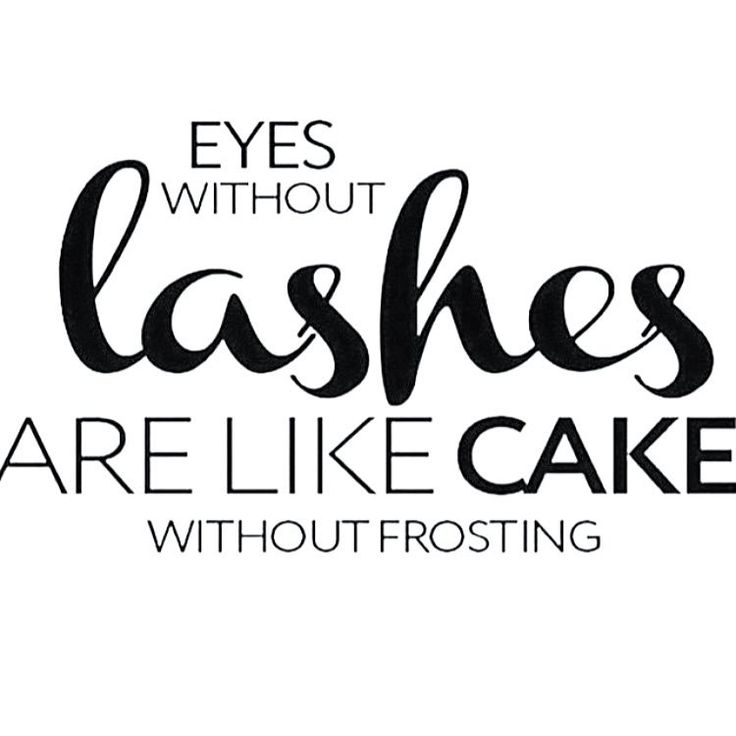 We couldn't agree more  #cakecakecake #lashes