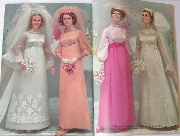 665 mejores imágenes de Brides 70\'s/Núvies anys 70 en Pinterest ...
