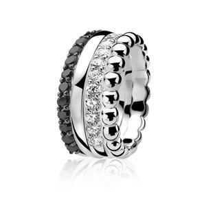 4 beautiful rings matching perfectly together
