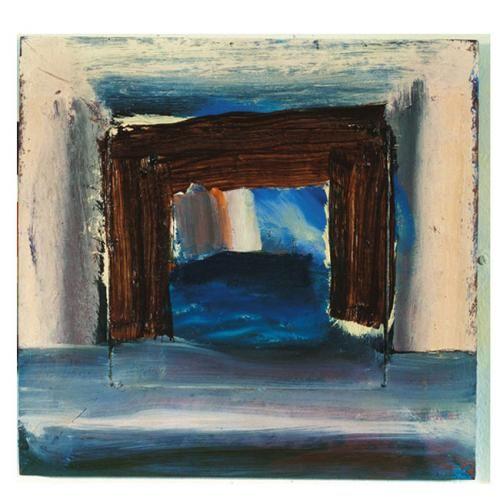 Howard Hodgkin 'After Corot'