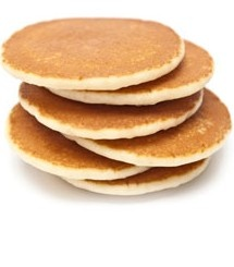 Pancakes with 25 G of #Protein #recipe #healthyeating #wellness http://www.isagenix.com/us/en/recipes_protein_pancakes.dhtml