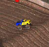 Jocuri cu Masini de teren in care trebuie sa conduci un jeep pe teren accidentat si sa ajungi la linia de sosire, primul dintre toti ceilalti concurenti.