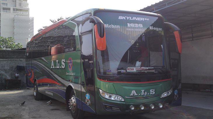 Antar Lintas Sumatera (ALS) adalah perusahaan bis yang didirikan pada 29 September 1966 (sumber : alspttransport.com) yang diprakarsai oleh beberapa pengusaha asli Mandailing dan berkantor pusat di Medan. Medan – Kotanopan dan Medan – Bukittinggi adalah trayek pertama yang dilayani oleh ALS. Para pengusaha Mandailing itulah yang menyediakan sarana dan prasarana untuk pengoperasian bis ALS …