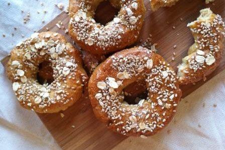 Glutenvrije bagels van Bakers and Fakers