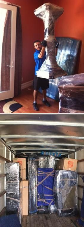 These cross country movers perform insured and licensed solutions for every type of situations. They also handle assembly, packing, and loading with complimentary supplies. View more photos and reviews for this cross country mover.