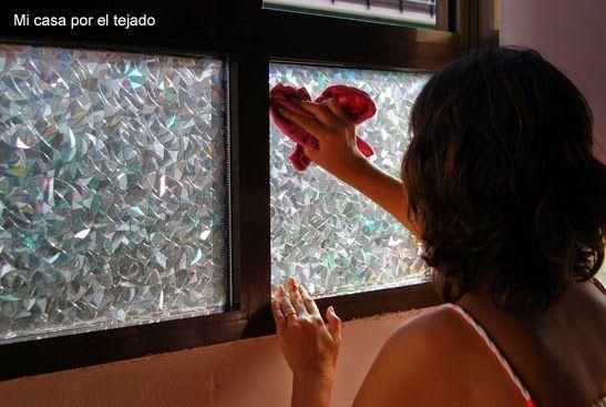 Adhesivos para ventanas, ¿cómo colocarlos?