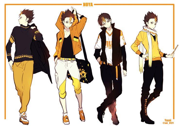 Tags: Fanart, Pixiv, Yasai Getsu, Fanart From Pixiv, Haikyuu!!, Nishinoya Yuu