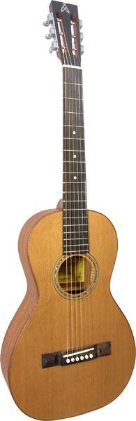 New Ashbury AG44 Parlour Guitar at Hobgoblin Music, just arrived!