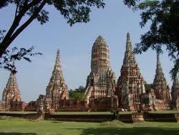 Ayuthaya Ruins.....Thailand