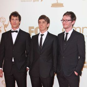 Exclusive interview with The Lonely Island's Andy Samberg, Akiva Schaffer, and Jorma Taccone [READ MORE: http://uinterview.com/news/andy-samberg-akiva-schaffer-jorma-taccone-on-the-lonely-island-the-wack-album-exclusive-video-7622] #TheLonelyIsland #AndySamberg #JormaTaccone #AkivaSchaffer