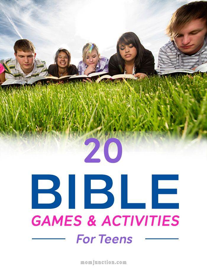 Searching for the best Bible games for teens to infuse them into Bible class,Sunday class, or even family Bible fun time. Well! Here's a list of activities!