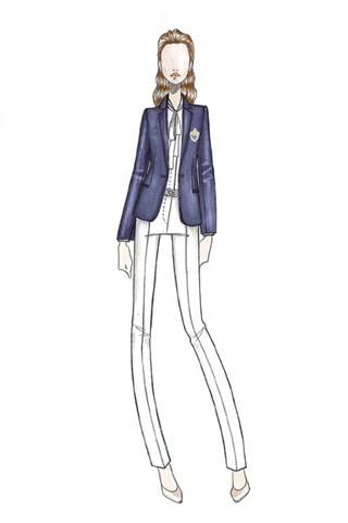 Salvatore Ferragamo Designs Olympic Kits For Republic Of San Marino (Vogue.com UK)