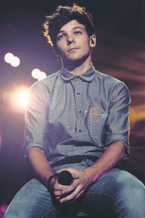 Aww Lou! You're killing me over here!!!
