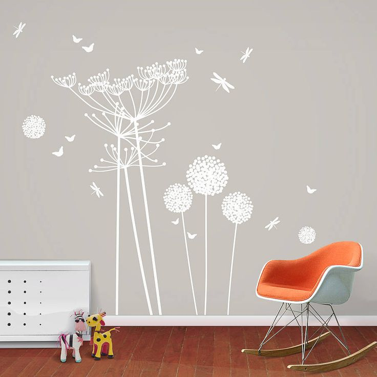 Peel and stick these beautiful white wall stickers! Our range of large scale wall stickers are the perfect way to create a modern and contemporary feature wall... in an instant! Simply peel and stick! Create your own design or follow our assembly instructions to get the look. Our wall stickers are large scale and dramatic. They're printed in bold flat colour, highly durable and supplied with an assembly guide. Includes two sheets of wall stickers (each sheet size: 110cm... £70.00