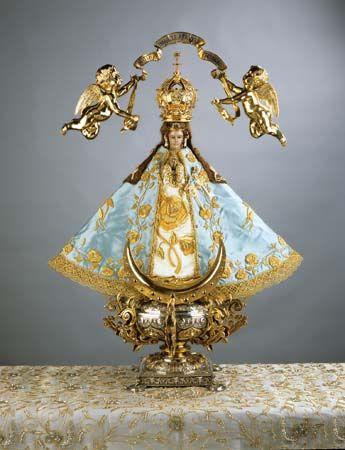 Virgen de San Juan de los Lagos of Mexico.