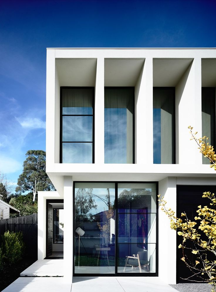The Robinson concept home  Australian design build firm Canny  designed and  built the Robinson  a concept home for their Lubelso brand of pre designed  homes  184 best Houses I love images on Pinterest   Architecture  Blog  . Pre Designed Homes. Home Design Ideas