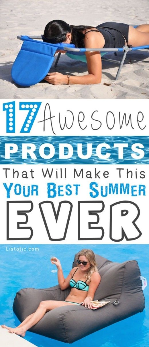 17 Awesome Products That Will Make This Your Best Summer Ever