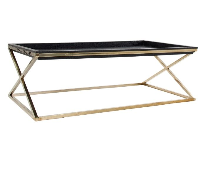"""Stolik kawowy """"Kassel"""" 70 x 120 x 40 cm Coffee Table"""