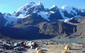 Ausengate Mountain, Peru. For me one of the most beautiful place on earth
