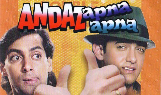 Netflix - Andaz Apna Apna - Bollywood - Salman Khan, Aamir Khan