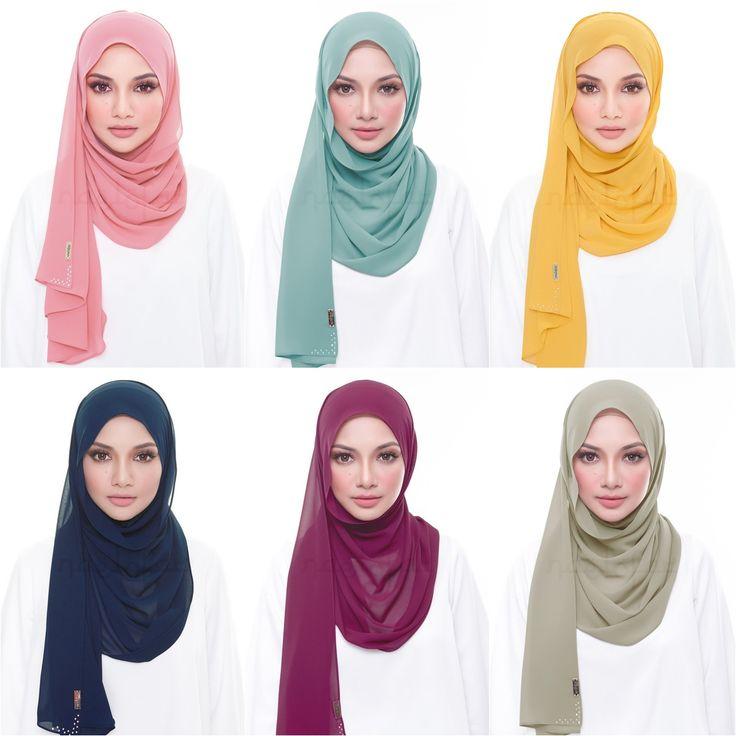 Miss Lofa Chiffon Hijabs - Prices & Stores