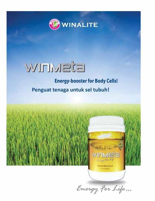 WIN META : Booster Energi Untuk Sel Tubuh. http://happywinmeta.blogspot.com/
