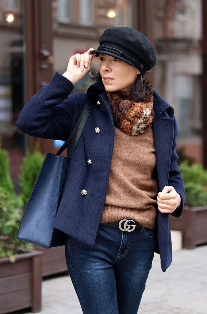 https://minimalissmo.blogspot.com/search?updated-max=2017-12-13T08:53:00%2B01:00&max-results=5 #fashion #moda #navyblue #coat #casual #trendy #gucci #belt #shopperbag