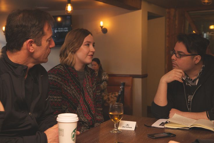 Sundance roundtable interview with Jason Isaacs and Saoirse Ronan for the film Stockholm, Pennsylvania.