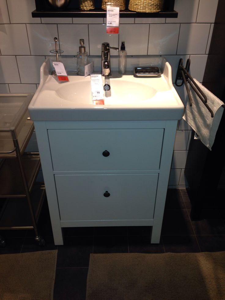 Simpel badkamer meubel #ikea