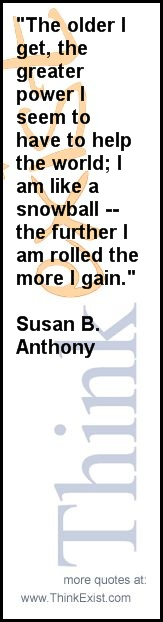 Susan. B. Anthony