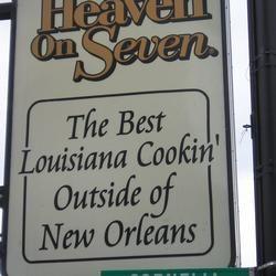 Heaven On Seven - CLOSED - Restaurants