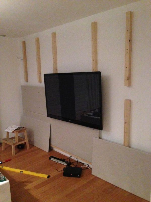 die besten 25 tv wand wohnzimmer ideen auf pinterest tv. Black Bedroom Furniture Sets. Home Design Ideas