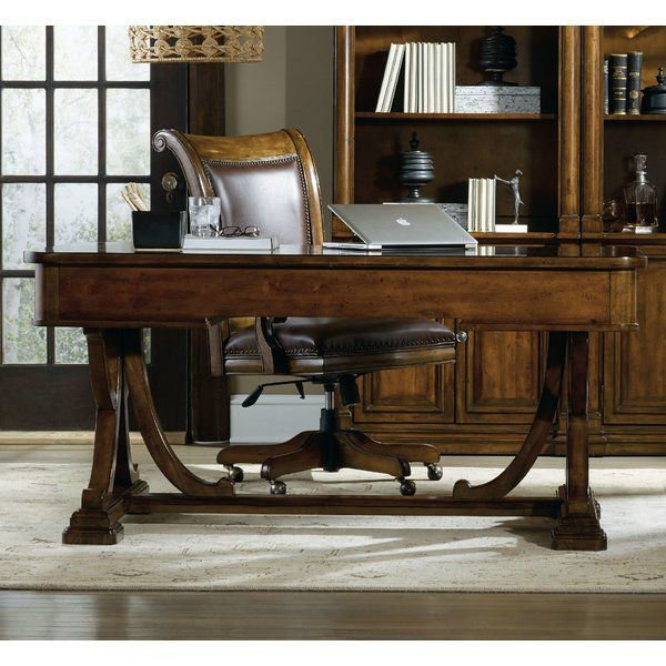Tynecastle Solid Wood Desk Desk Furniture Solid Wood Writing Desk Cheap Office Furniture